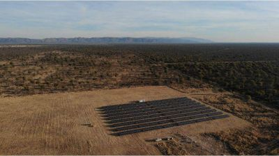 Funciona el primer proyecto de autogeneración solar del mercado eléctrico mayorista
