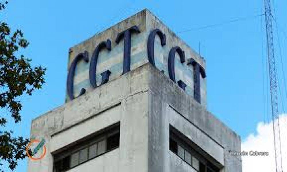 Reunificación de la CGT: plenario con la presencia de Alberto Fernández