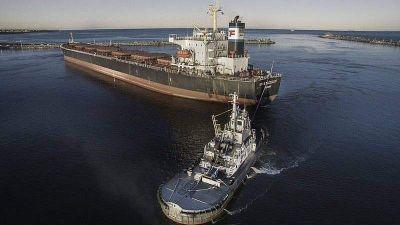 Puerto Quequén continúa marcando records: Operó casi 700 mil toneladas en octubre
