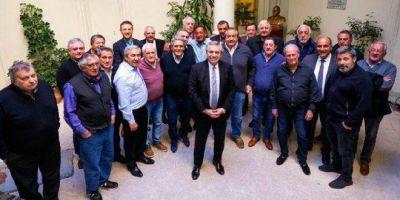 La CGT organiza el viernes un plenario para tantear la reunificación, con la presencia de Alberto Fernández