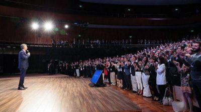 Vidal, Macri y Larreta, juntan a sus equipos para empezar a pensar el papel opositor de Cambiemos