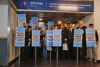 Otorgan inscripción gremial a un nuevo sindicato de pilotos