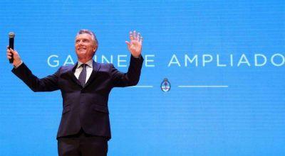 Este lunes, Mauricio Macri lidera el primer Gabinete Ampliado post electoral