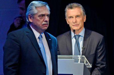 Alberto Fernández y Mauricio Macri miden fuerzas: se desató la puja por el poder en la Cámara de Diputados