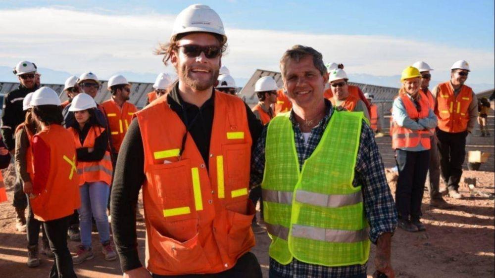 La planta solar en Guañizuil batió un récord mundial