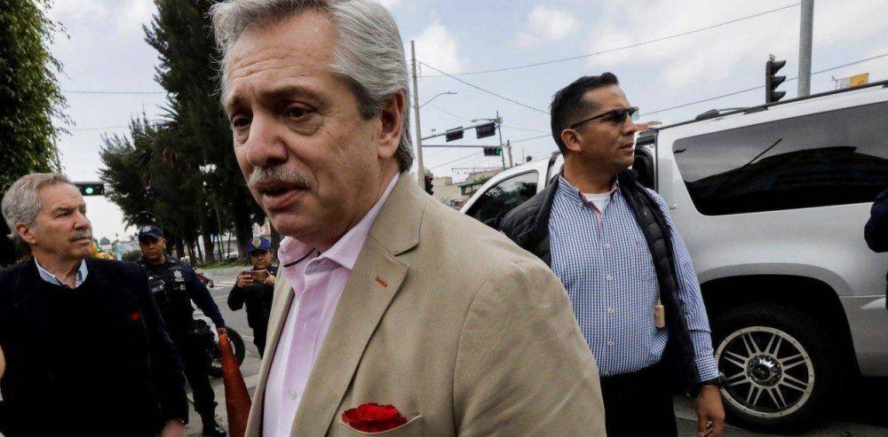 """Alberto Fernández pone la lupa sobre el dólar """"blue"""" y analiza los aumentos que autorizó Mauricio Macri"""