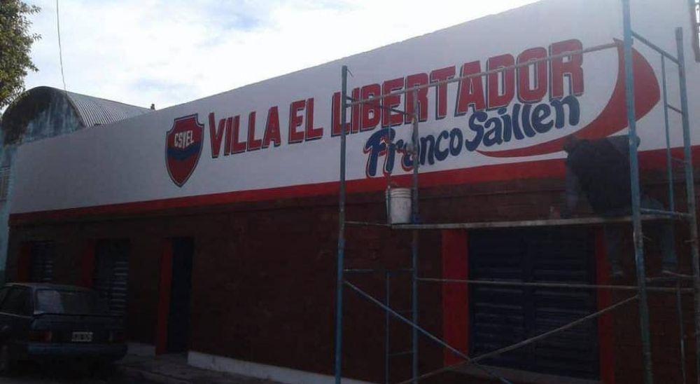 El Surrbac, con otro club en el corazón de Villa El Libertador