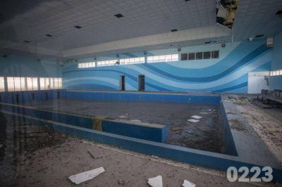 Arroyo responsabilizó a la Nación por el deterioro del Polideportivo Centenario