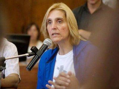 Concejales radicales denuncian operaciones mediáticas contra Cristina Coria y se solidarizan con ella