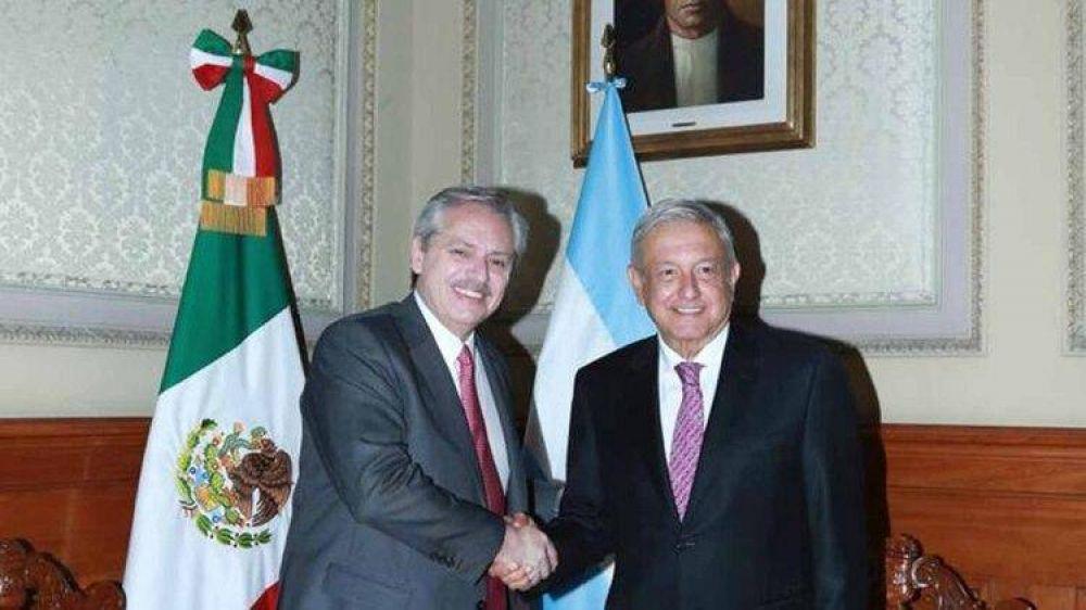 Alberto Fernández propone una política exterior progresista pero sin enfrentarse a Donald Trump