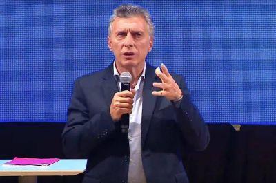 Mauricio Macri ratificó que seguirá en política: