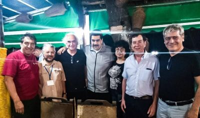 ATE consiguió que Maduro se comprometa a financiar la reactivación de Astillero Río Santiago