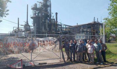 Despidos y suspensiones en Carboquímica del Paraná
