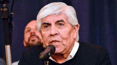 Moyano aseguró que no fue invitado a la reunión entre la CGT y Alberto Fernandez