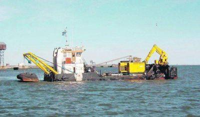 Jan de Nul se adjudicó dragado de puertos en áreas de Bahía Blanca