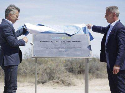 El parque eólico que inauguró Macri en enero cerró y despidió a 900 empleados