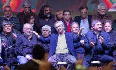 Negociaciones frías en el intento de unidad sindical