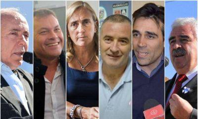 Los perdedores: los seis intendentes peronistas que se van a sus casas