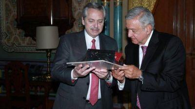 Alberto Fernández mantendrá nuevos encuentros con empresarios mexicanos y dará una conferencia sobre los desafíos de América Latina