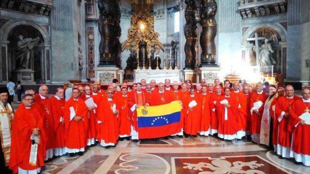 Obispos venezolanos: aliento y reconocimiento a la Legión de María