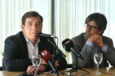 Montenegro lanzó que Arroyo incumple una ley y que no hay fondos para los sueldos