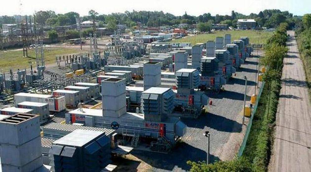 Ok de Vidal para las termoeléctricas: la Provincia les dio la habilitación
