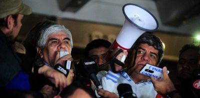 La causas judiciales que enfrentan Hugo Moyano y su familia: lavado, enriquecimiento ilícito y asociación ilícita