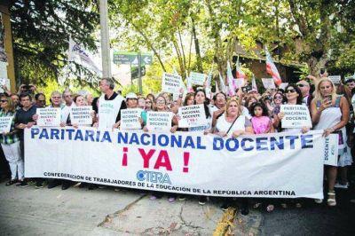 Provincias: dispar reacción ante el posible retorno de la paritaria nacional docente