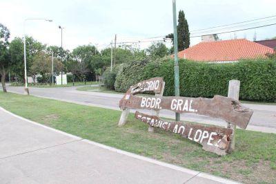 Barrio Brigadier López se quedará sin la obra de cloacas y pavimento