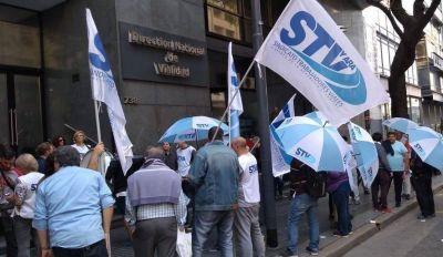 Vialidad Nacional: Tras 10 días de paro se profundiza el conflicto por una deuda salarial