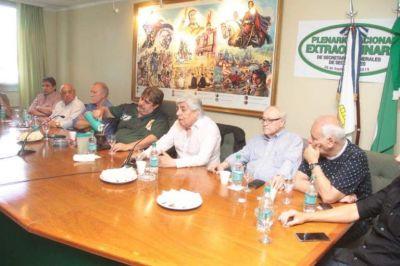 Tregua: el moyanismo va el viernes a la CGT