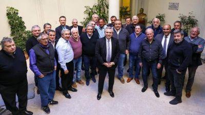 La CGT buscará mostrase unida ante la presencia de Alberto Fernández