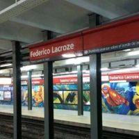 Subte B: Metrodelegados levantarán los molinetes en protesta por el asbesto
