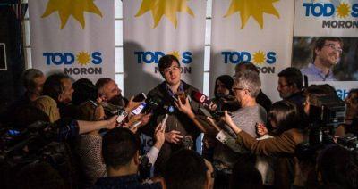 Morón: Lucas Ghi anunció un gabinete 50 y 50