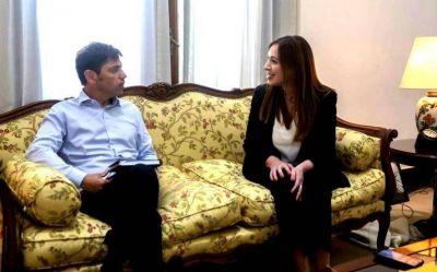 Vidal admitió un rojo de 70 mil millones y busca financiamiento del Bapro o el Banco Nación