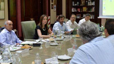Vidal juntó a sus funcionarios y les pidió una transición ordenada