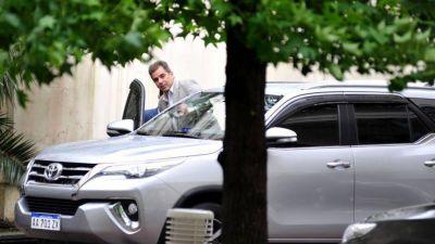 Macri y Ritondo lanzaron un operativo para impedir que Monzó rompa el bloque del PRO