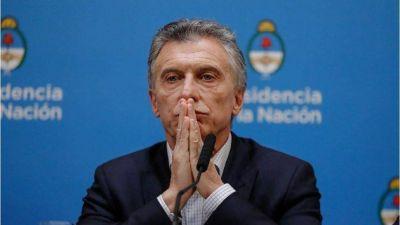 Macri cierra su Gobierno con un balance repleto de resultados en rojo
