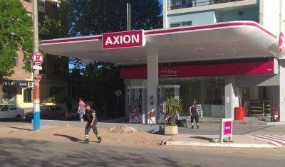 AXION completó cambio de imagen de 89 Estaciones de Servicio