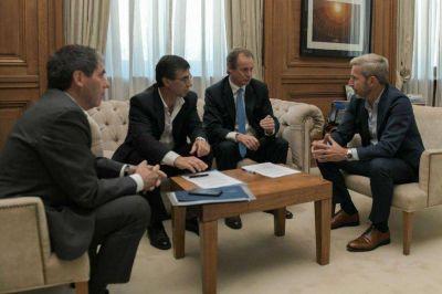 """""""El Gobierno nacional amplió la asistencia financiera para realizar obras en Entre Ríos"""""""