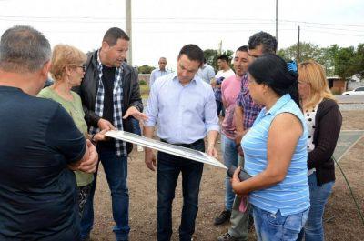 Municipio varelense junto a vecinos recuperaron un espacio para la comunidad