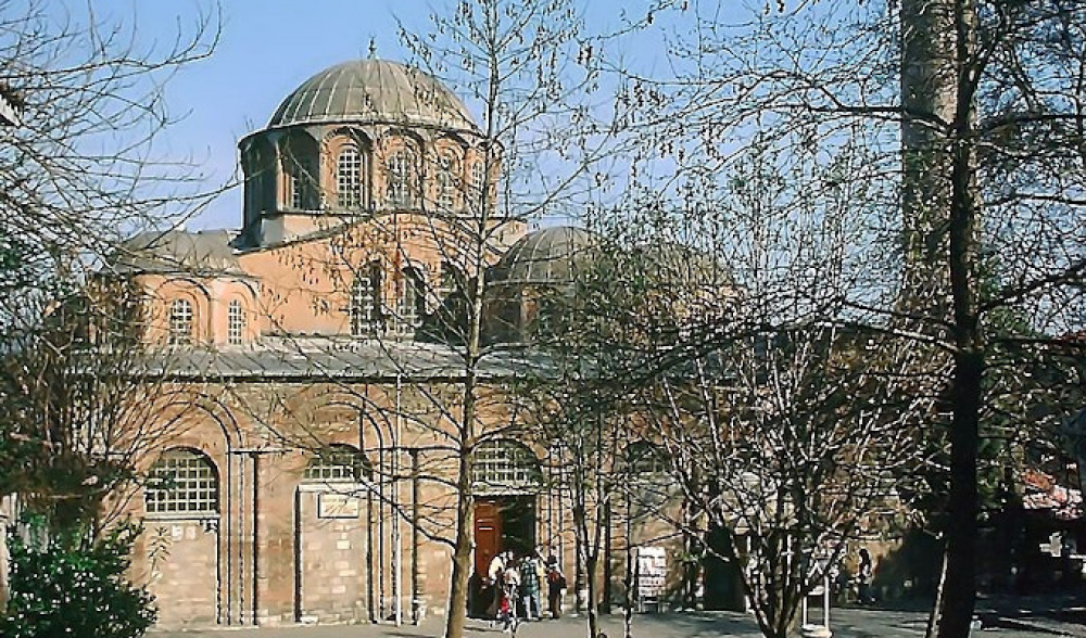 Turquía vuelve a convertir en mezquita la iglesia de Cora
