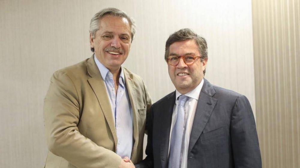 El BID confirmó que mantendrá el apoyo a la Argentina después de una reunión con Alberto