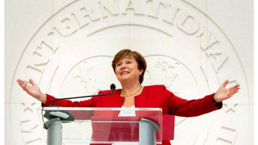 En plena transición, el FMI da nuevas señales de cara a la renegociación con Alberto