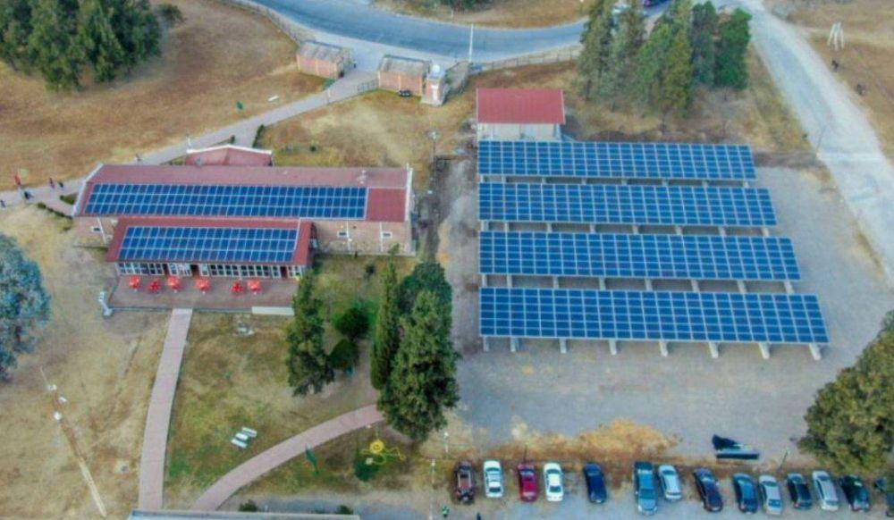 """La UCASAL tendrá el primer """"estacionamiento solar"""" del país"""