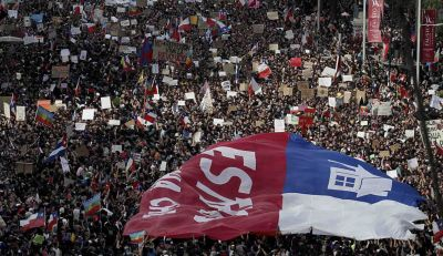 Gremios estatales, liderados por UPCN, piden a Piñera que responda a las demandas de los chilenos7