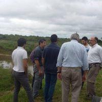 El Banco Mundial evalúa obras hídricas para las cuencas altas del Riachuelo y el Maloyas