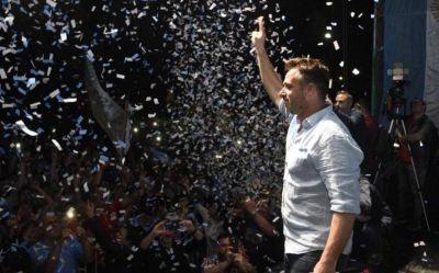 El escrutinio definitivo confirma el triunfo de Achával en Pilar y la diferencia sería de 4 mil votos