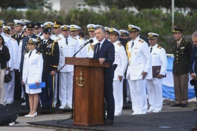 Macri vendría a Mar del Plata por el aniversario del ARA San Juan