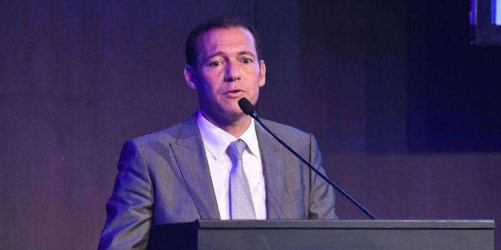 Omar Gutíerrez expuso ante la Asociación Internacional de Negociadores del Petróleo